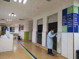 爱德华妇女儿童医院—儿童门诊部除甲醛